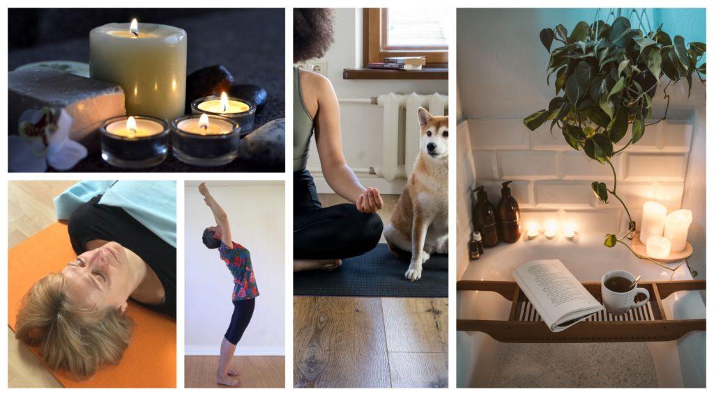 Online Yoga Retreat